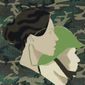 The Military Spouse Illustration by Linas Garsys/The Washington Times