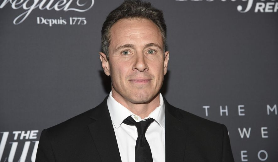 Chris Cuomo attends The Hollywood Reporter's annual Most Powerful People in Media cocktail reception on April 11, 2019, in New York. (Photo by Evan Agostini/Invision/AP, File)