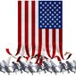 Illegal Aliens Invade America Illustration by Greg Groesch/The Washington Times