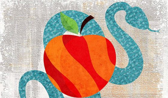 Bad Curriculum in schools Illustration by Greg Groesch/The Washington Times