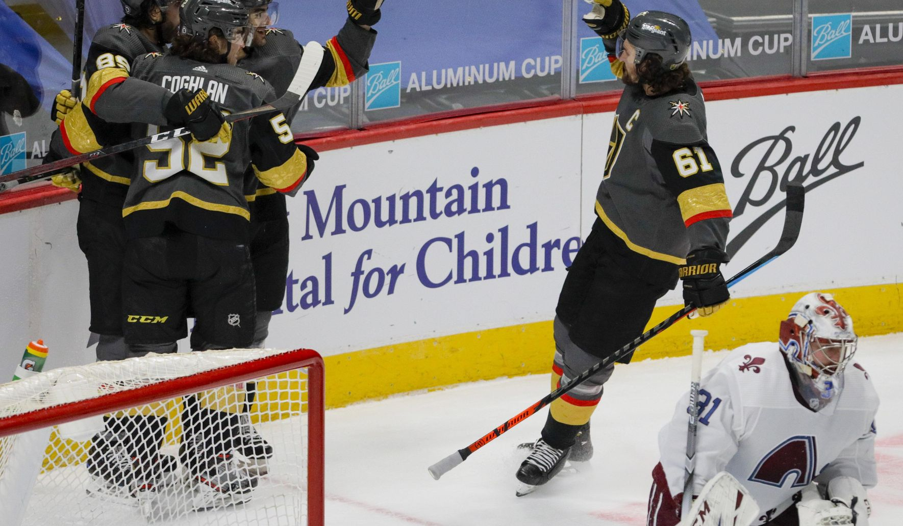 Pacioretty lifts Golden Knights past Avs in West showdown