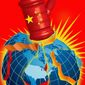 China's Communist rulers wrest the torch of global leadership from America illustration by Linas Garsys / The Washington Times