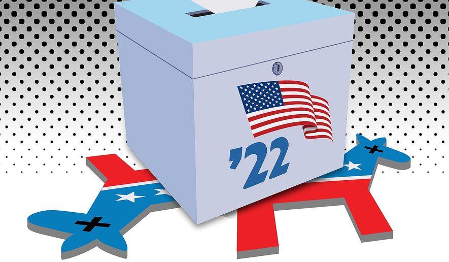 Ballot Box Election Revenge Illustration by Greg Groesch/The Washington Times