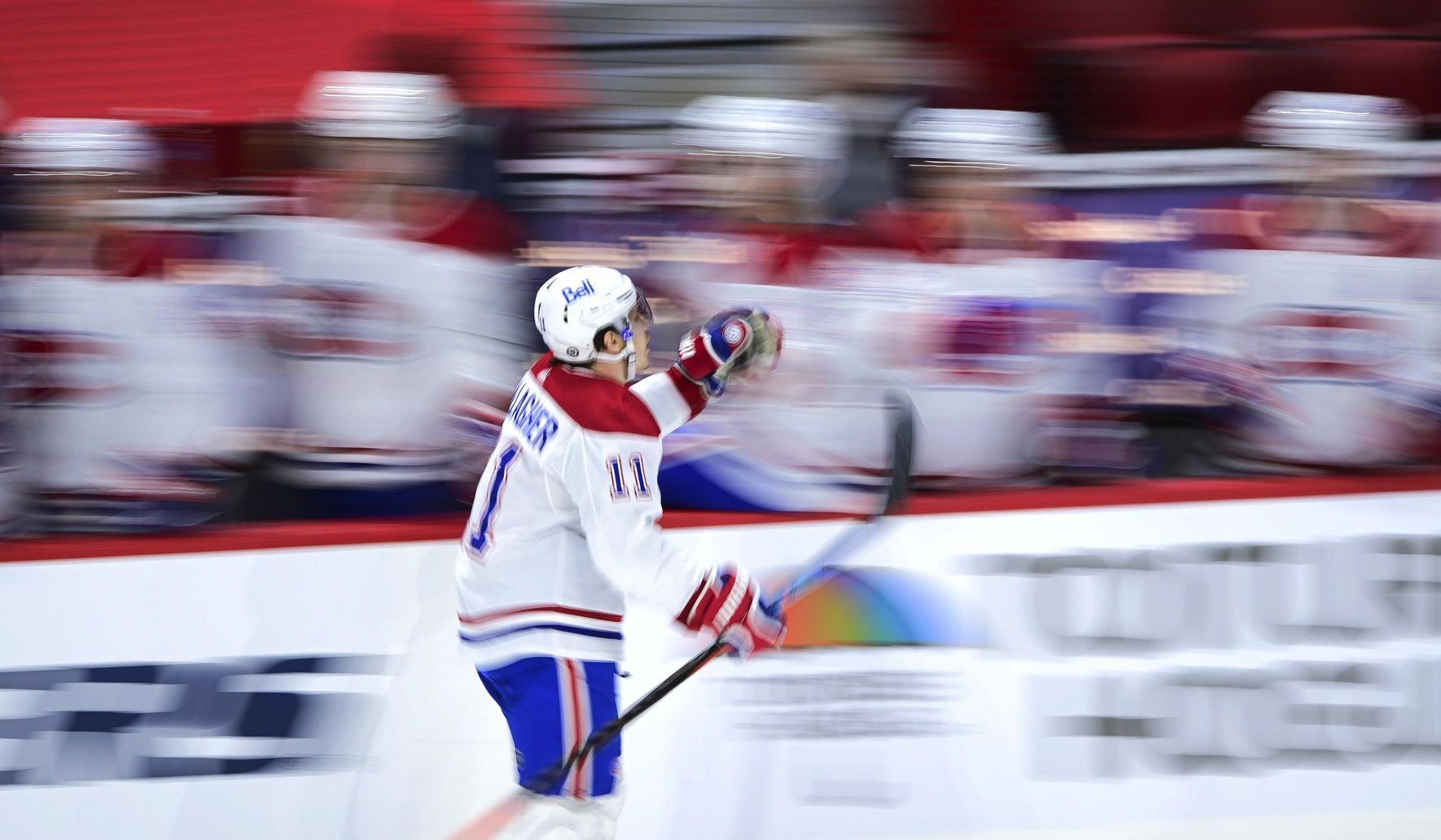 Canadiens shut down Senators for 4-1 win