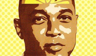 CNN's Don Lemon Man Bad Illustration by Greg Groesch/The Washington Times