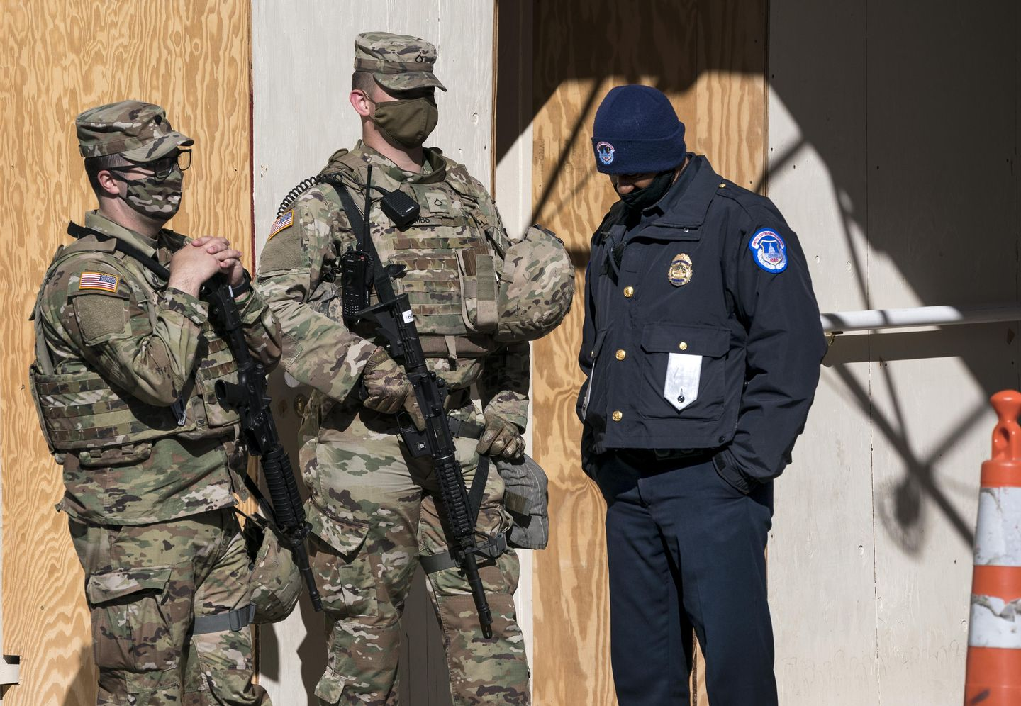 Congress approves emergency spending to repay National Guard, Capitol Police for Jan. 6 riot expense thumbnail