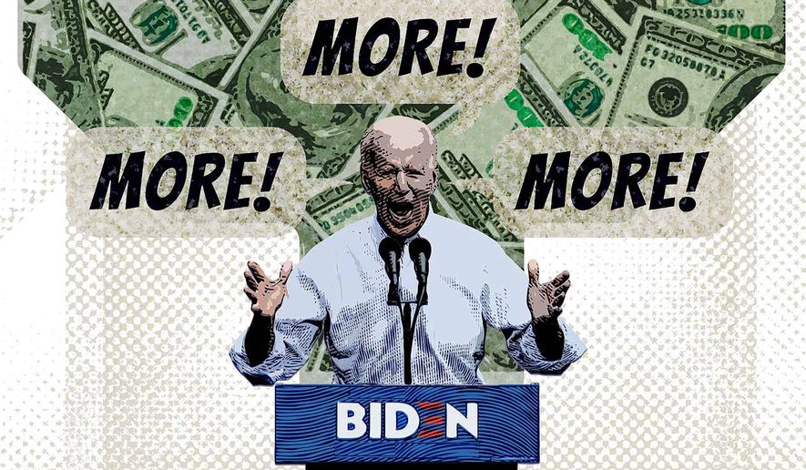 Infrastructure – Part 2: Biden's Wasteful $2.3 Trillion American Jobs Plan