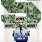 Biden's Wasteful Spending Illustration by Greg Groesch/The Washington Times