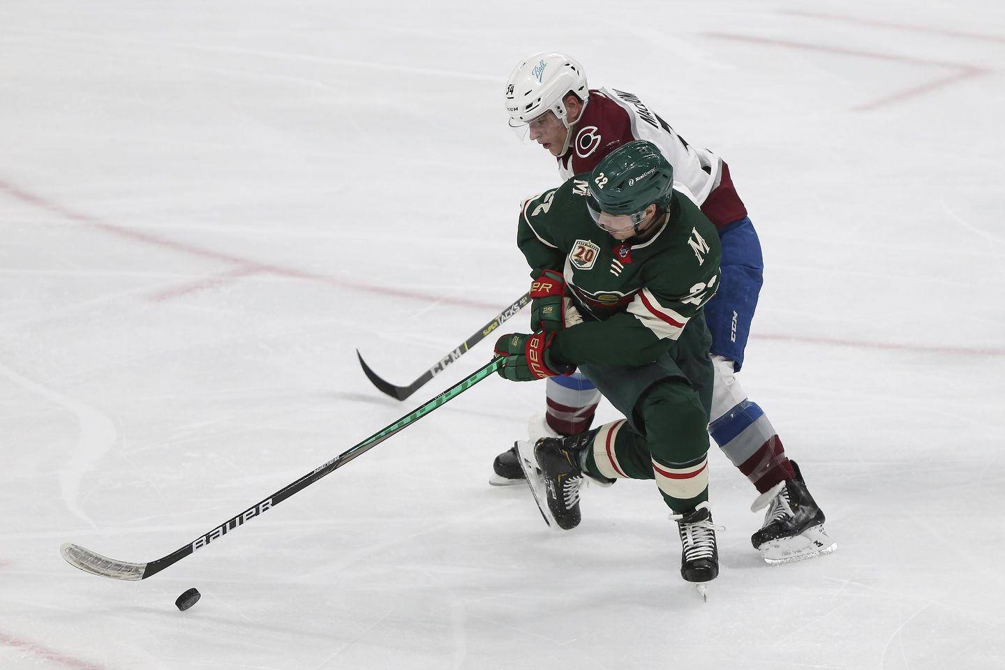 Avs' MacDonald gets 2-game ban for hit to head vs. Wild
