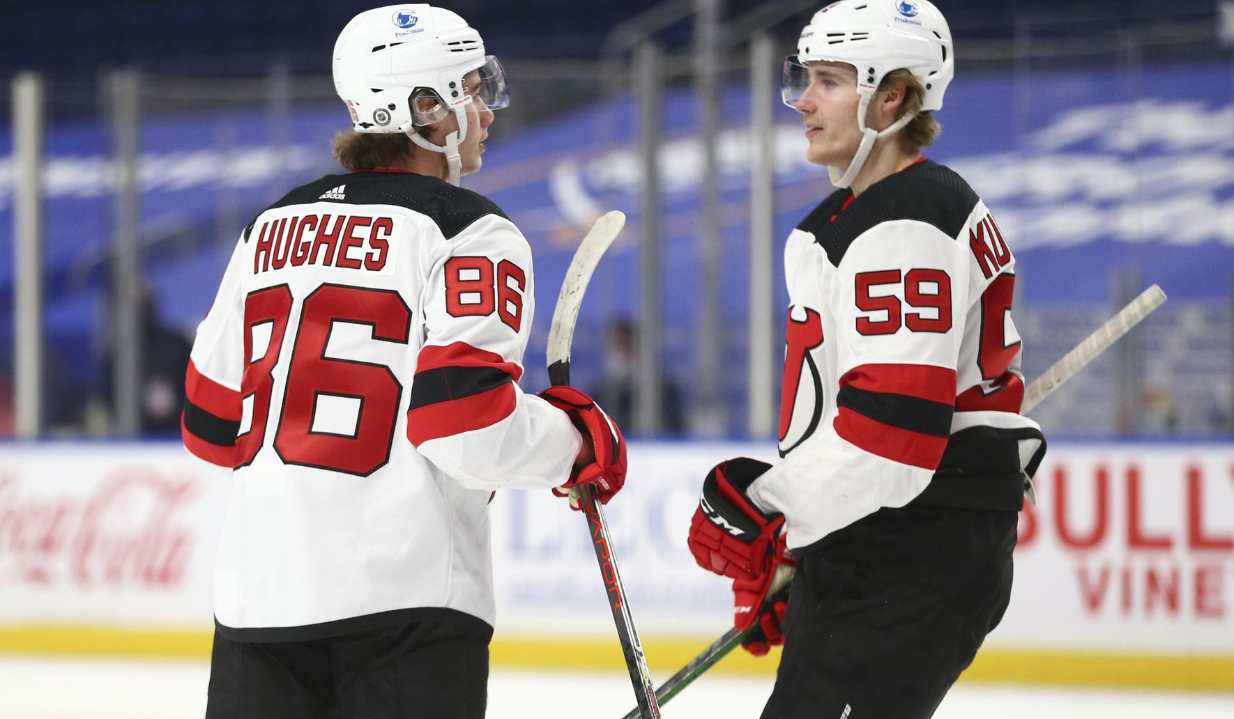 Boqvist scores go-ahead goal in Devils' 6-3 win over Sabres