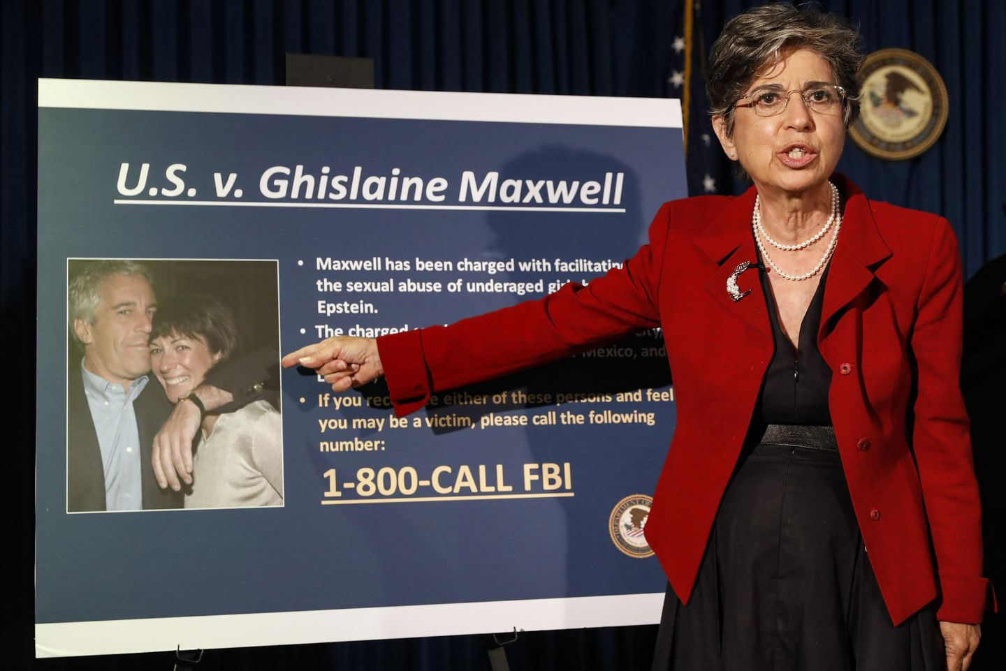 Ghislaine Maxwell attorneys to 2nd Circuit: She's no monster