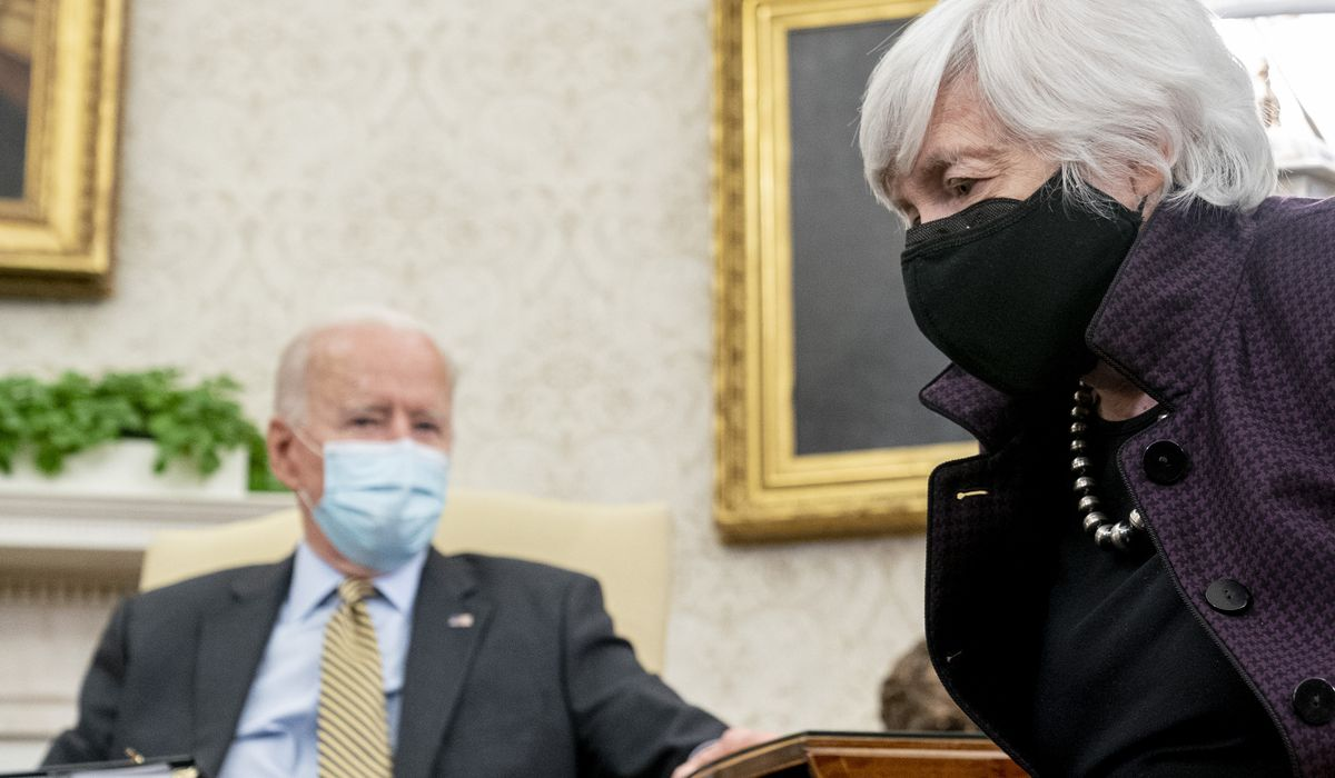 Yellen tabs Treasury climate czar to tackle financial consequences of climate change