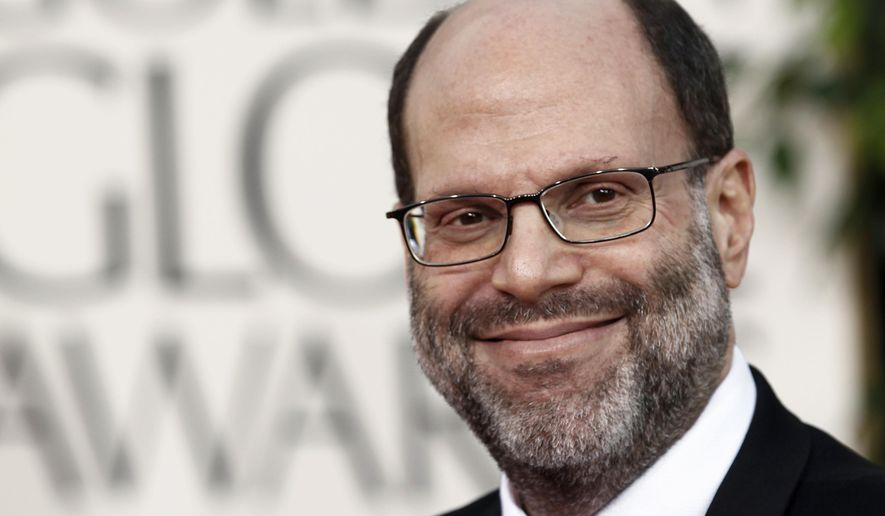 Scott Rudin arrives at the Golden Globe Awards in Beverly Hills, Calif. on Jan. 16, 2011. Rudin, one of the most successful and powerful producers, with a heap of Oscars and Tonys to show for it, has long been known for his torturous treatment of an ever-churning parade of assistants. Such behavior has long been engrained — and sometimes even celebrated — in show business. (AP Photo/Matt Sayles, File)