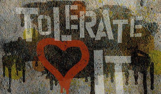Leftist Love Illustration by Greg Groesch/The Washington Times