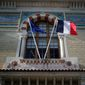 The French National School of Administration, an academic institution that has become a symbol of the country's power establishment, will make way for a more egalitarian version under plans announced Thursday by President Emmanuel Macron. (Associated Press)
