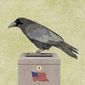 Jim Crow Election Box Illustration by Greg Groesch/The Washington Times