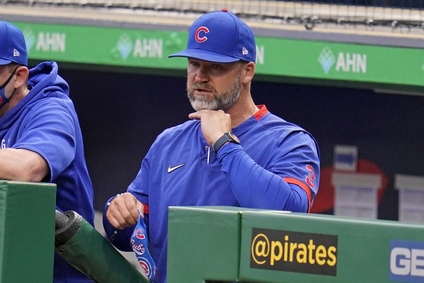 Ross says no Cubs players have tested positive for COVID-19