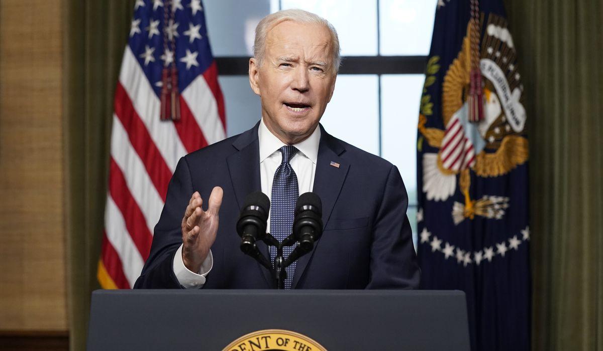 Biden scorns Republicans, stacks administration with partisans and activists