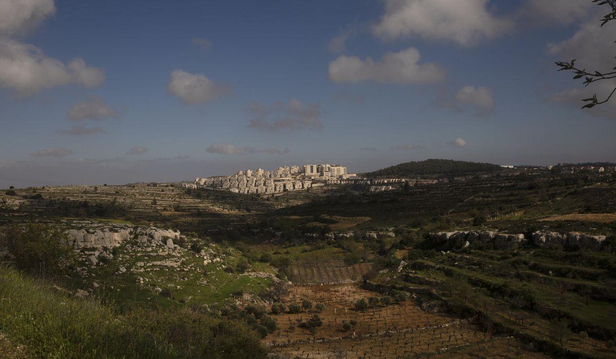 Trump-era spike of Israel settlement growth has only begun