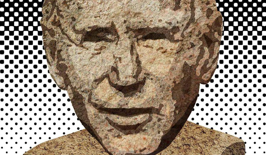 Biden and the Trump Derangement Syndrome Illustration by Greg Groesch/The Washington Times