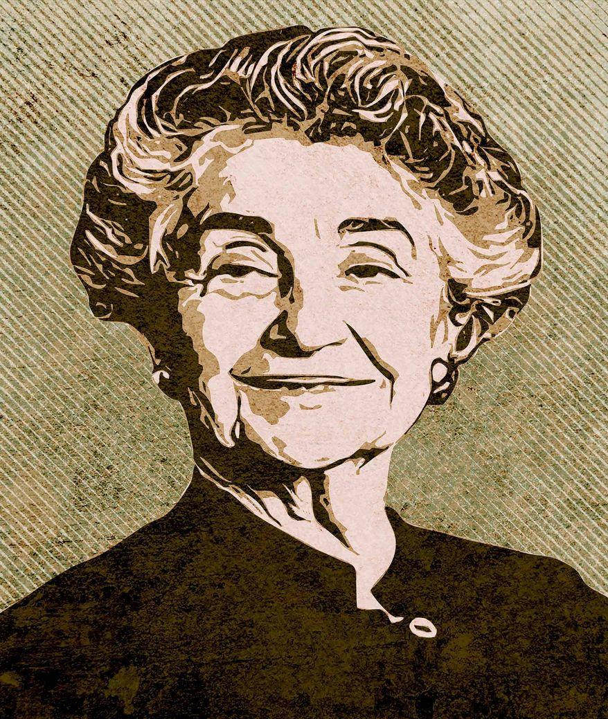Judith Reisman Portrait by Greg Groesch/The Washington Times