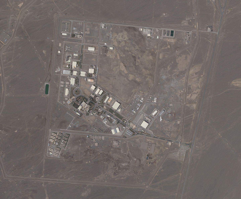 Iran starts enriching uranium at 60%, its highest level ever thumbnail