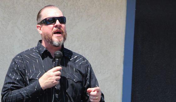 James Moffatt, pastor of Church Unlimited, said his legal victory was for all churches. (Courtesy photo/James Moffatt)
