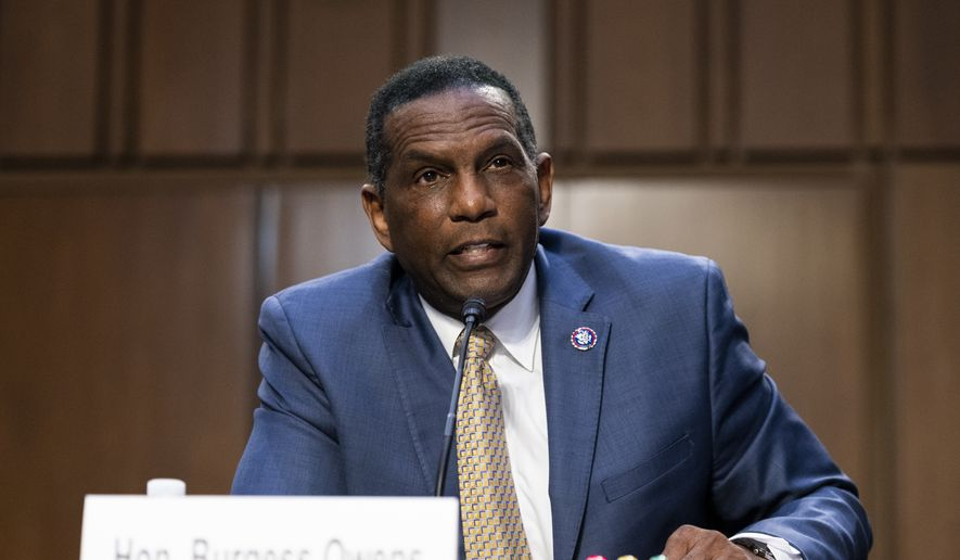Rep. Burgess Owens, Who Grew Up Under Jim Crow, Says Comparisons to Georgia Voting Laws Are 'Disgusting'