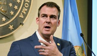 A bill banning the teaching of critical race theory was passed and send to Oklahoma Gov. Kevin Stitt to sign. (AP Photo/Sue Ogrocki File)