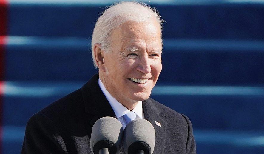 President Joe Biden (Associated Press photo)
