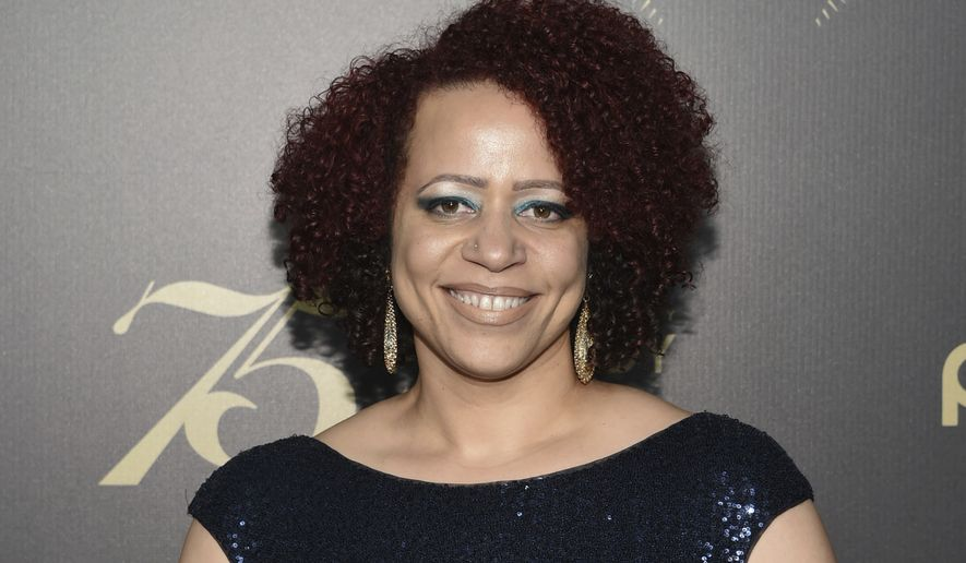 In this May 21, 2016, file photo, Nikole Hannah-Jones attends the 75th Annual Peabody Awards Ceremony at Cipriani Wall Street in New York. (Photo by Evan Agostini/Invision/AP, File)  ** FILE **