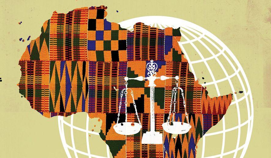 Government of Uganda Illustration by Linas Garsys/The Washington Times