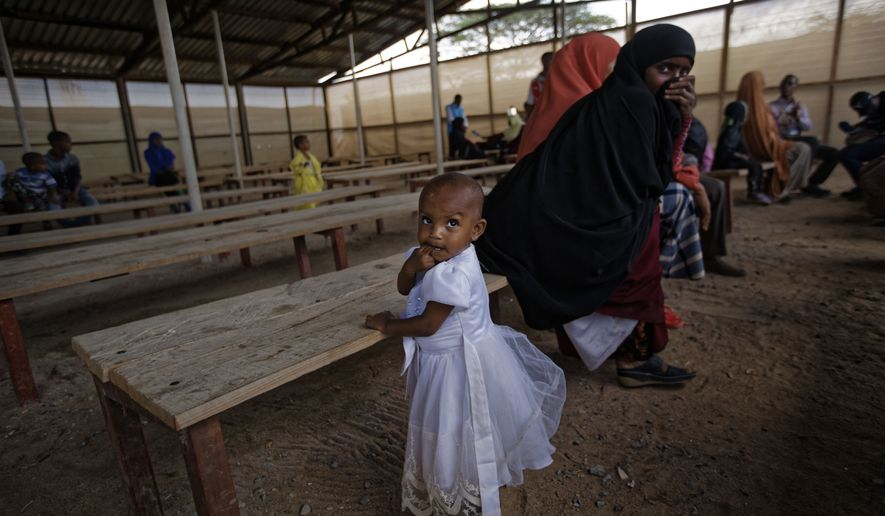 Hundreds of thousands of Somalis at the Dadaab camp entered a voluntary repatriation program in 2017 and 2018, but some born and raised there know no other home. (Associated Press)
