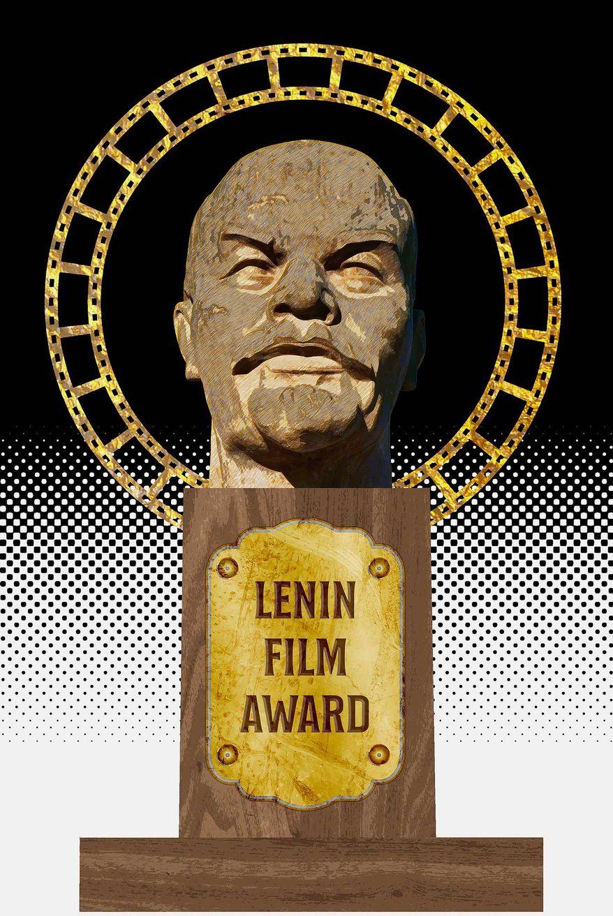 The Vladimir Lenin Film Award Illustration by Greg Groesch/The Washington Times