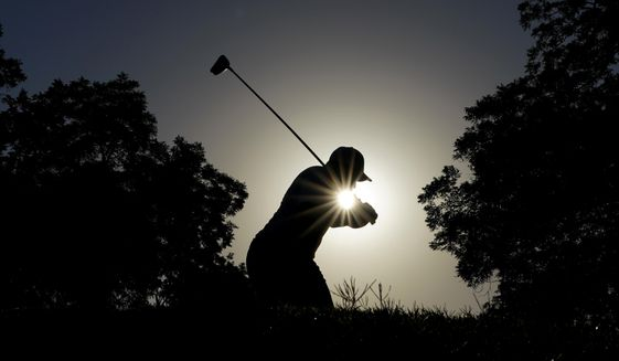 Golfers played 60 million more rounds in 2020 compared to 2019 while total participation hit 36.9 million people last year. Golf allowed people to go outdoors and maintain social distancing while other pandemic activities kept many inside. (AP Photo/David J. Phillip, File)