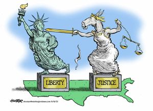Liberty / Justice