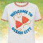 Ocean City Topless Female T-Shirt Illustration by Greg Groesch/The Washington Times