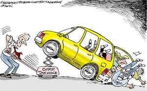 Corp. Tax Hike