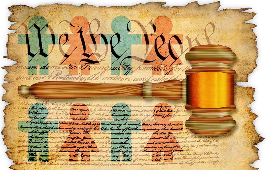 Foster Care Placement Ruling Illustration by Greg Groesch/The Washington Times