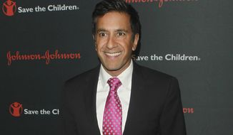 Dr. Sanjay Gupta attends the Save the Children 3rd Illumination Gala on Nov. 17, 2015, in New York. Gupta says he's worried that Americans are not getting clear enough messages about what they should or shouldn't be doing at this stage of the coronavirus pandemic.  (Photo by Donald Traill/Invision/AP, File)