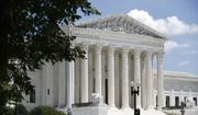 In this June 29, 2020, photo, the Supreme Court is seen on Capitol Hill in Washington. (AP Photo/Patrick Semansky) **FILE**