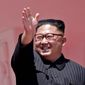 Army Gen. Paul LaCamera in written answers to a Senate committee said that Kim Jong-un has announced plans to build small warheads, nuclear arms and warhead missiles. (Associated Press)