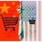 China stealing U.S. Technology illustration by The Washington Times