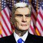 Portrait of John Warner by Greg Groesch/The Washington Times