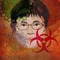 Shi Germ Virus and COVID-19 Pandemic Illustration by Greg Groesch/The Washington Times