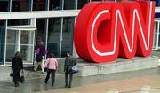 Pople entering CNN Center, the headquarters for CNN, in downtown Atlanta. (AP Photo/Ric Feld, File)