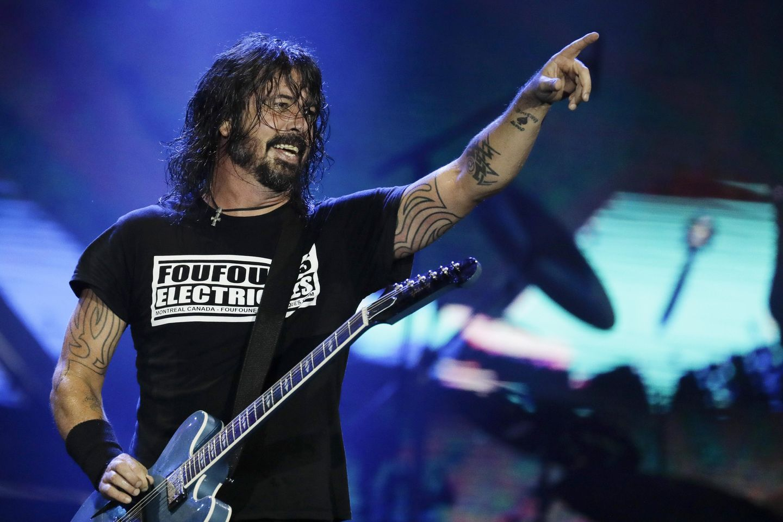 Foo Fighters postpone Los Angeles Forum concert over 'confirmed COVID-19 case'