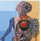 """Illustration on """"transhumanism"""" and the human body by Linas Garsys/The Washington Times"""