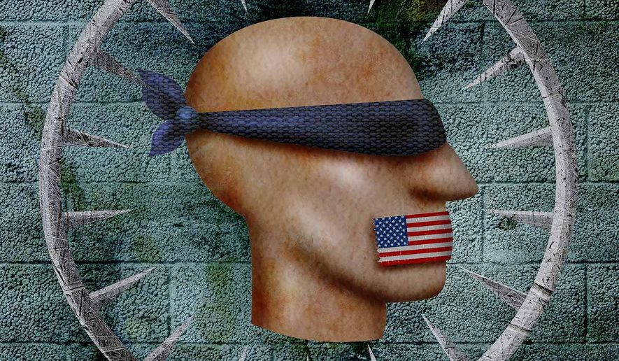 Allowing Torture in Courts Illustration by Greg Groesch/The Washington Times