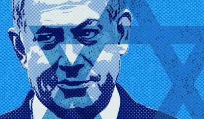 End of an Israeli Era with Benjamin Netanyahu Illustration by Greg Groesch/The Washington Times